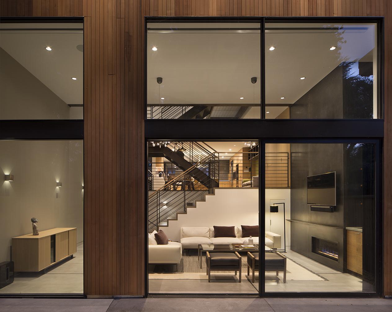 Honor Award Residential 'Small Site'| AIASMC Design Awards 2016